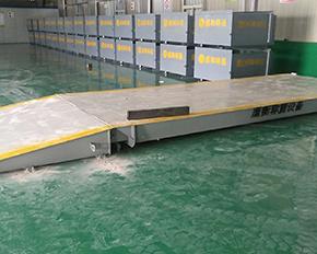 40吨出口型电子地磅